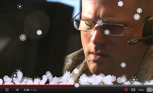 NORAD Tracks Santa - Alaskan Region(YouTube)